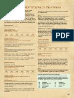 305__Apêndice D - Criaturas__D&D 5E - Livro do Jogador (Fundo Colorido) - Biblioteca Élfica