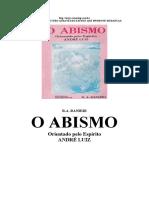 O ABISMO - ANDRÉ LUIZ