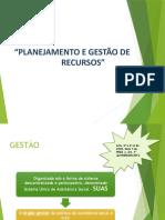 Apresentação Gestão Orçamentária Do SUAS 02-03