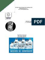 PROPIEDADES F&Q DE LOS MEDIOS DE CONTRASTES