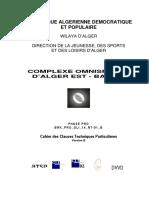 CCTP LOT N°14- CHAUFFAGE VENTILATION CLIMATISATION DESENFUMAGE