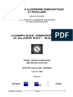 CCTP LOT N°19- VRD- NOTE DE CALCUL AEP INCENDIE