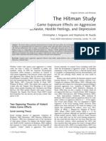 hitman study