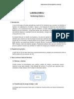 Laboratorio de Fisicoquímica 3