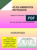CAP.cap 8. Hidroponia NFT