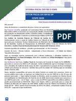 Artigo_prova comentda de Auditoria Fiscal_SEFAZ DF