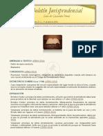 Boletín Jurisprudencial 2016-04-11 (2)