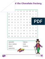 Au t 3353 Australia Word Search to Support Teaching on Charlie and the Chocolate Factory Ver 2