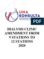 UK DIALYSIS COVER PAGE 9 TO 12 ST