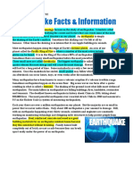 earthquakes information