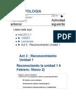 RECONOCIMIENTOUNIDAD1-ANTROPOLOGIALECCION