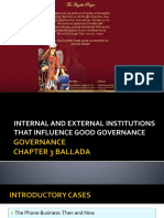 CHAPTER 3 GOVERNANCE- BALLADA