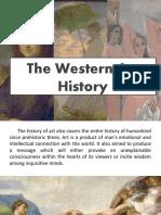 Week 5 the Western Art History