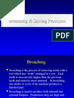 Broaching&Sawing