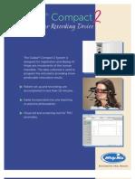 Cadiax 2 Sales Sheet