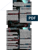 BloodBorne CG (The Lone Hunter)
