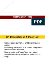 Water Flow in Pipes (1)