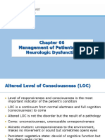 Chapter 66 - Management of Patients With Neurologic Dysfunction
