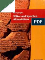 Popko 2008 Völker und Sprachen des Alten Anatoliens