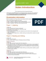 Edex IGCSE Spanish 2e TN Intro