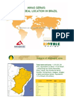 Minas Gerais - Your Ideal Biodiesel Plant Location in Brazil PDF