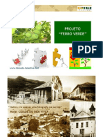 Projeto FERRO VERDE