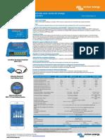 Brochure Victron Energy BlueSolar et SmartSolar 10, 15 et 20A, 12/24/48V