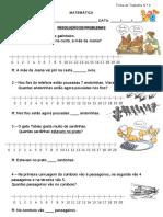 Ficha de Matemática N.º 4