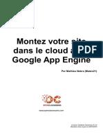 Monter Site Web Dans Cloud Google App Engine