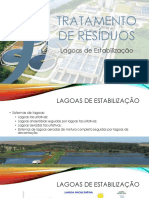 Aula 05 - Lagoas de estabilização