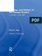 David Vagi - Coinage and History of the Roman Empire, c. 82 B.C. - A.D. 480. 1 & 2-Routledge (2016)