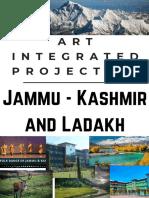 Jammu - Kashmir and Ladakh