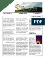 RCBKS Bulletin Vol 19 No 24