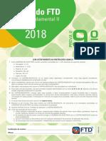 EFAF-PROVA2-9ANO-2018