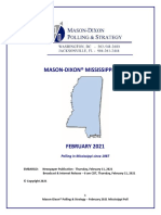 Mason Dixon Polling 2-21