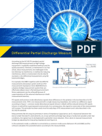Differential Partial Discharge Measurements