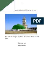 Biographie Des Propheten Mohammed GERMAN