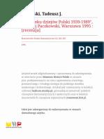 Mazowieckie Studia Humanistyczne r1996 t2 n2 s201 203