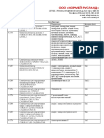 Biochimestry Cormay QC