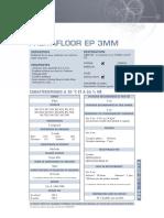 Freitafloor EP 3MM
