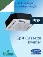 Cassete Inverter