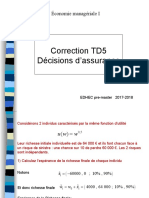 Correction TD5 2017-insurance decisions (1)