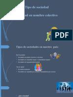 tipos de sociedades en El Salvador