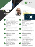 Cronograma Teóricos Historia Do Brasil