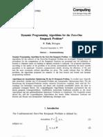 DynamicProgramming