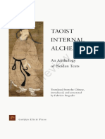Taoist Internal Alchemy an Anthology Of