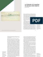 Le Corbusier Et La Question Des Paysages Algérois