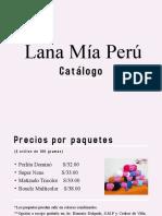 LANA MÍA PERÚ CATALOGO 02-09