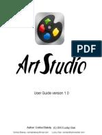Artstudio Manual