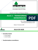 Aula 3 - Transformadores-monofasicos